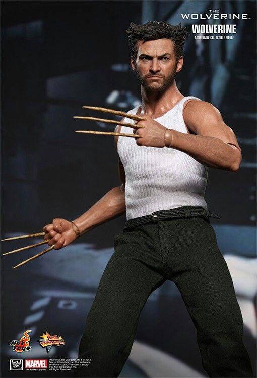 Wolverine - hot toy