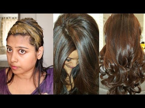f96f90b9ec60a How to Dye Your Hair Naturally (with coffee) - YouTube | COVER GREY ...