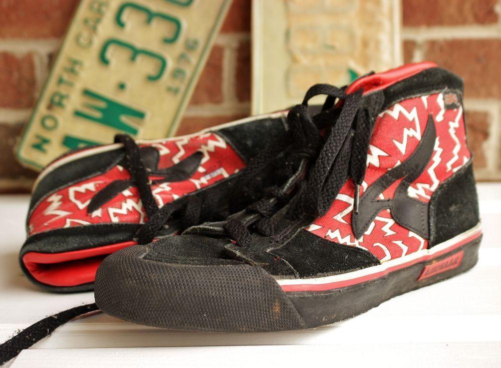Vintage Airwalk Skateboarding Shoes