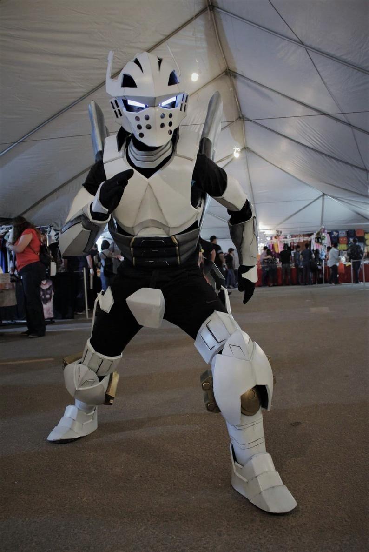 Photo of Tenya Iida armor pattern My Hero Academia EVA Foam | Etsy