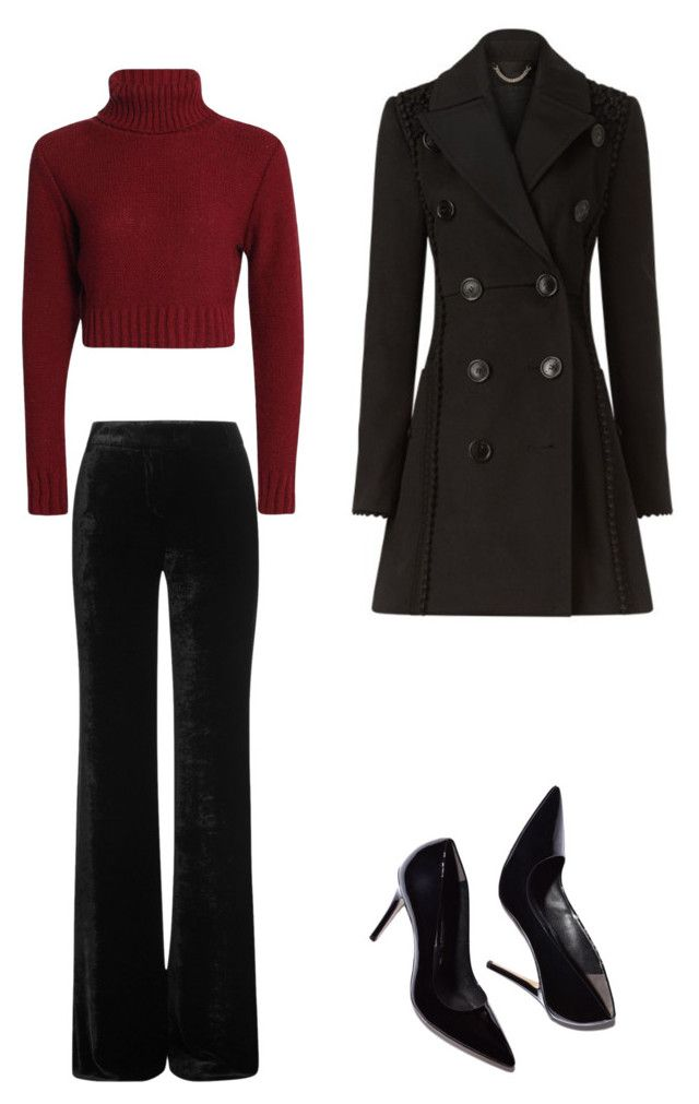 """"""":)"""" by chlobug77 on Polyvore featuring Emilio Pucci and Burberry"""