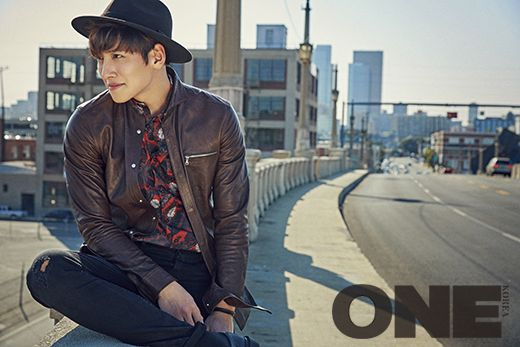 Ji Chang Wook - One Magazine July Issue '15
