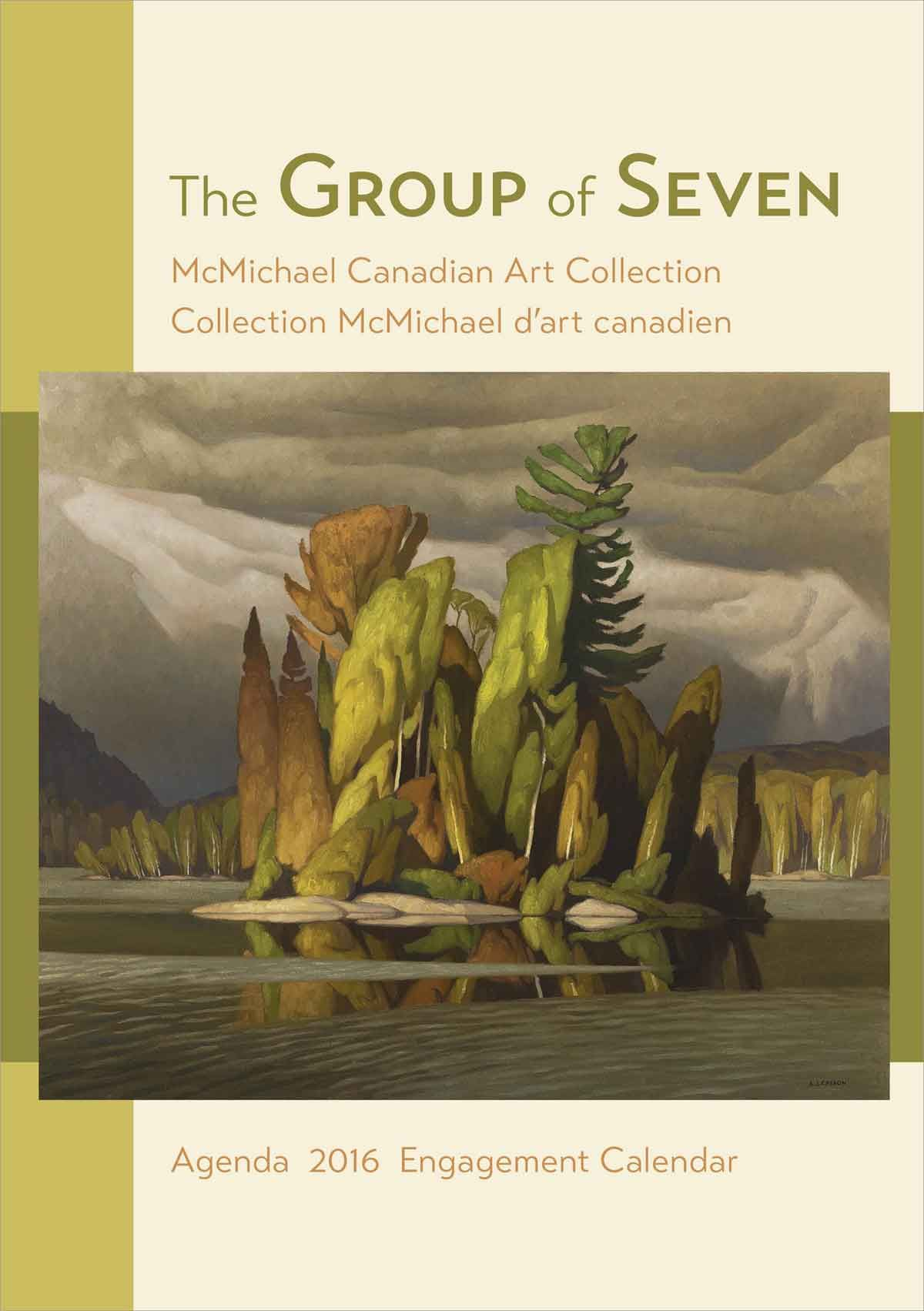 The Group of Seven A5 Diary 2016
