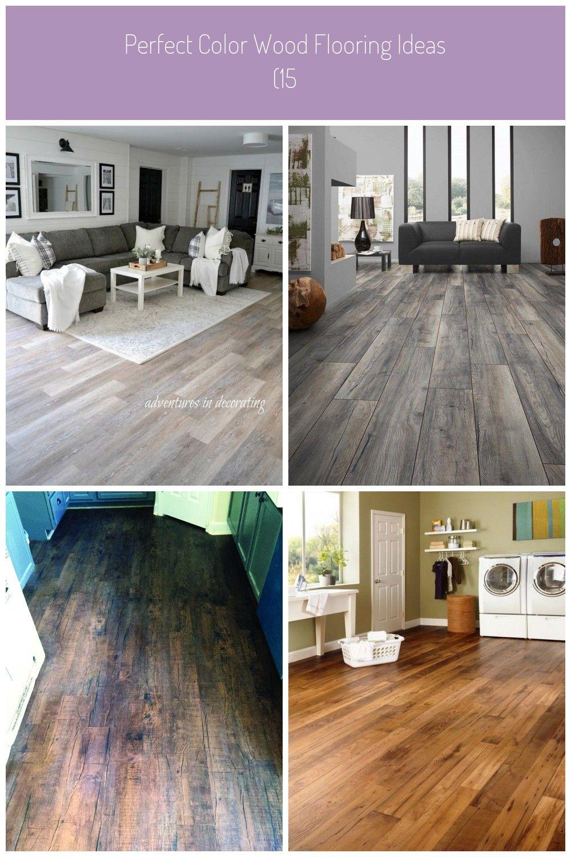 Home Depot Trafficmaster Allure Khaki Oak Luxury Vinyl Plank Flooringperfect Color Wood Flooring Ideas 15checking Out Lu In 2020 Holzboden Kinderzimmerideen Wandschutz