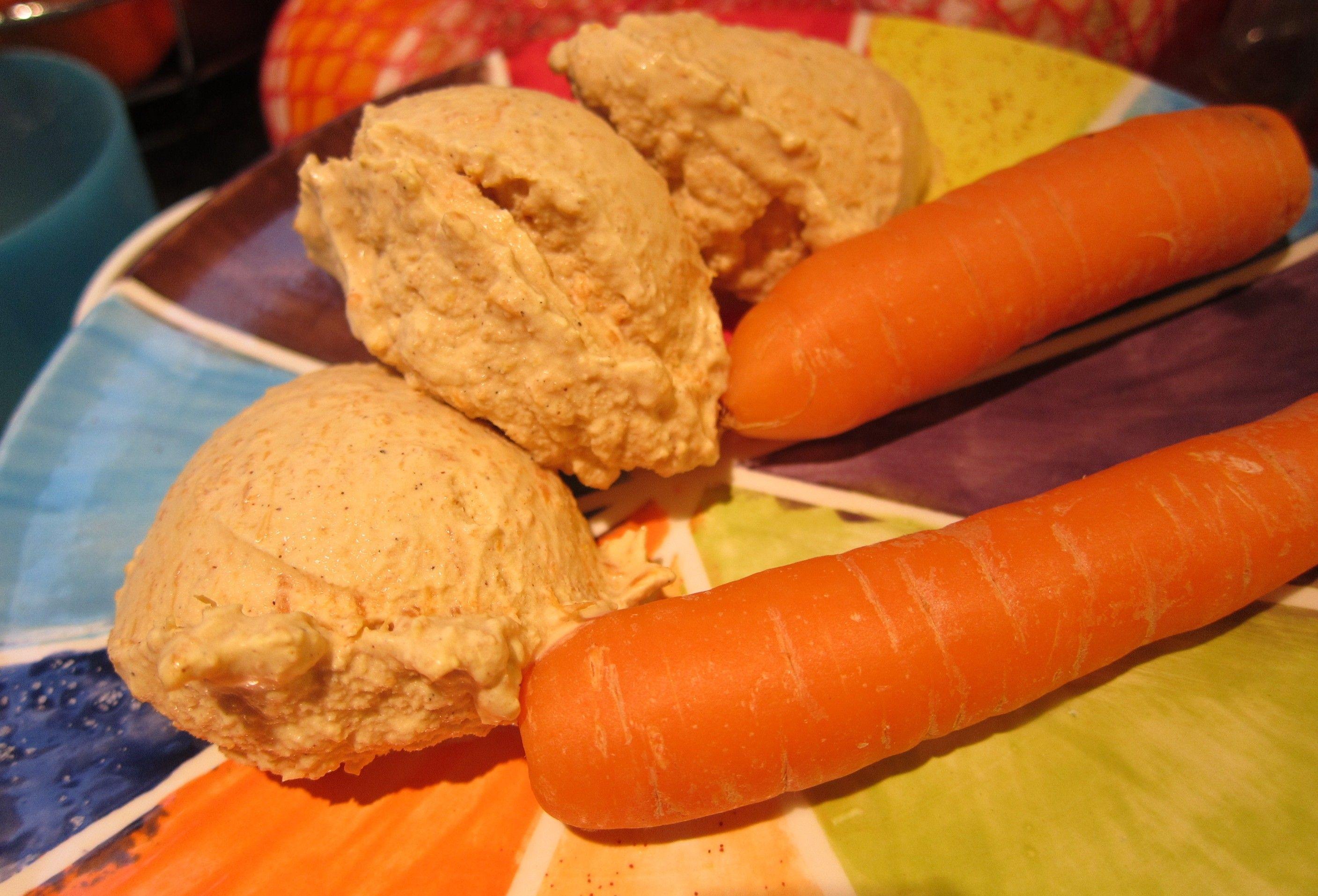 Carrot cake ice cream recipe carrot cake ice cream