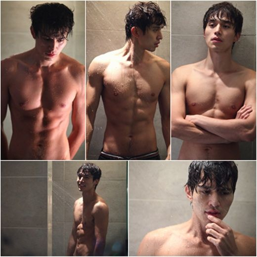 Can not korean sexy photo shower know