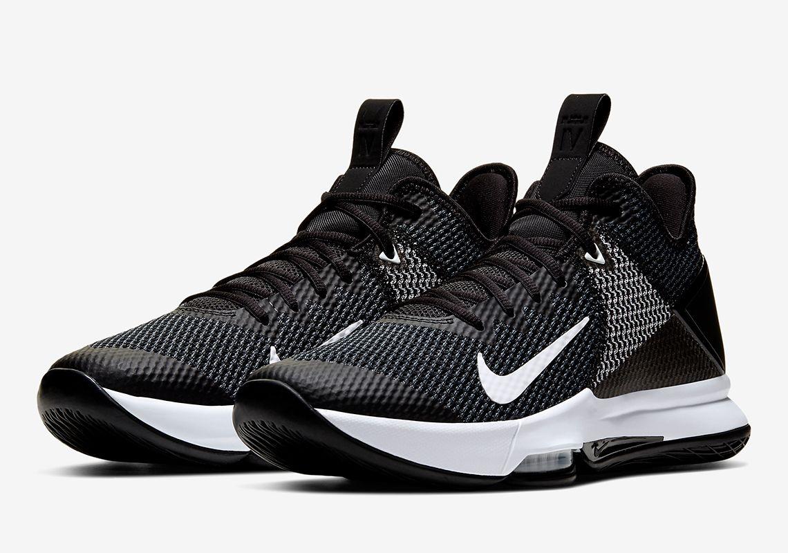 Nike LeBron Witness 4 BV7427-001 Photos