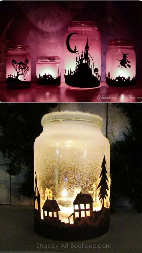 DIY Mason Jar Lights: 25 Best Tutorials, Kits, & Supplies #masonjarcrafts