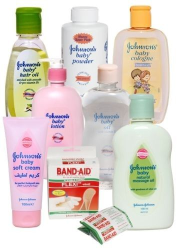 Johnson And Johnson Complete Baby Protection Kit Set Of 8 Buy