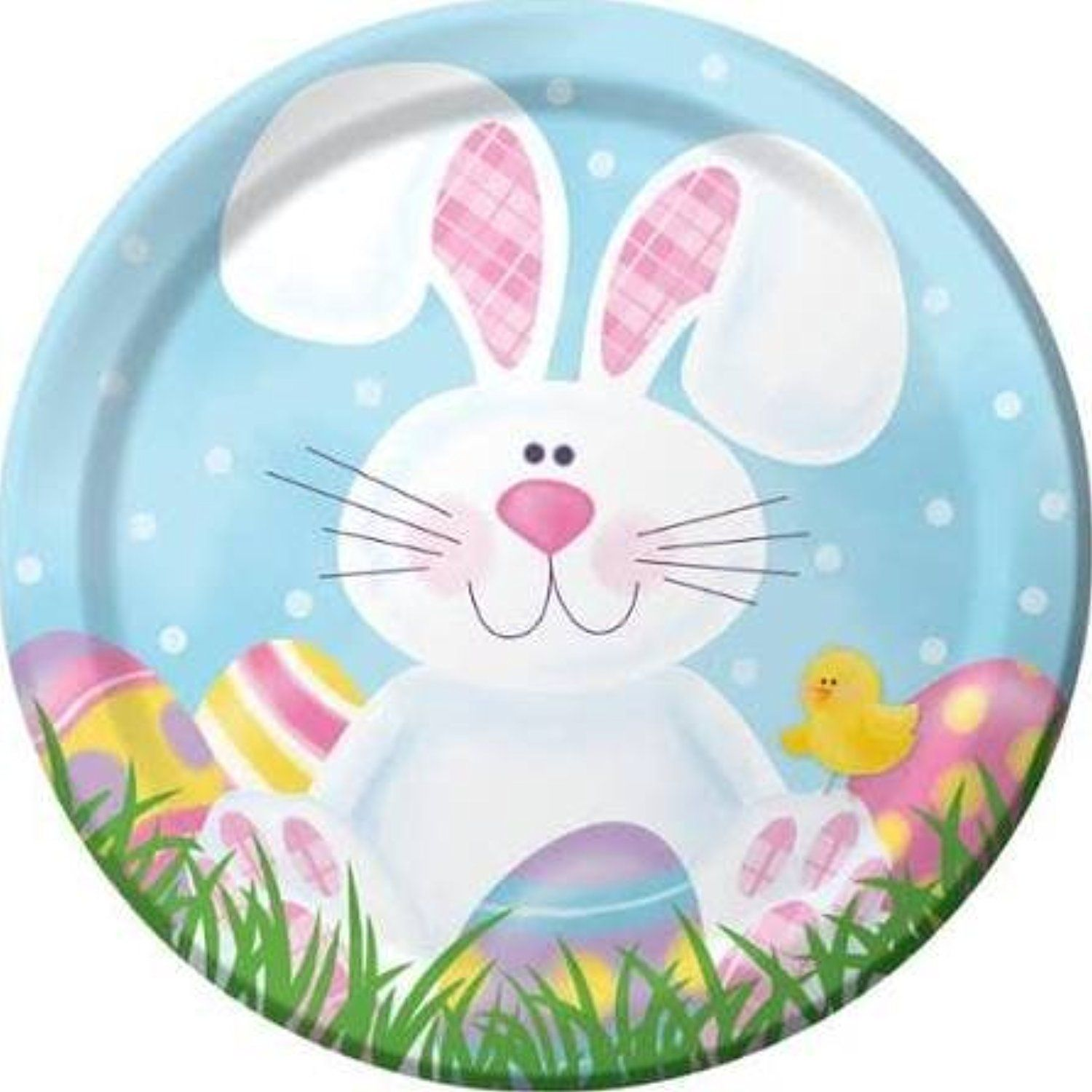 12 by 8 Count Cottontail Fun Dinner Plates - Case  sc 1 st  Pinterest & Hoffmaster Group 422198 9 in. 12 by 8 Count Cottontail Fun Dinner ...