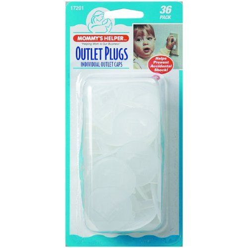 36-Pack Mommys Helper Outlet Plugs