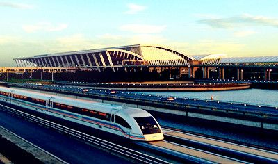 The Shanghai Maglev | China | Pinterest | Tops, Things to and Do