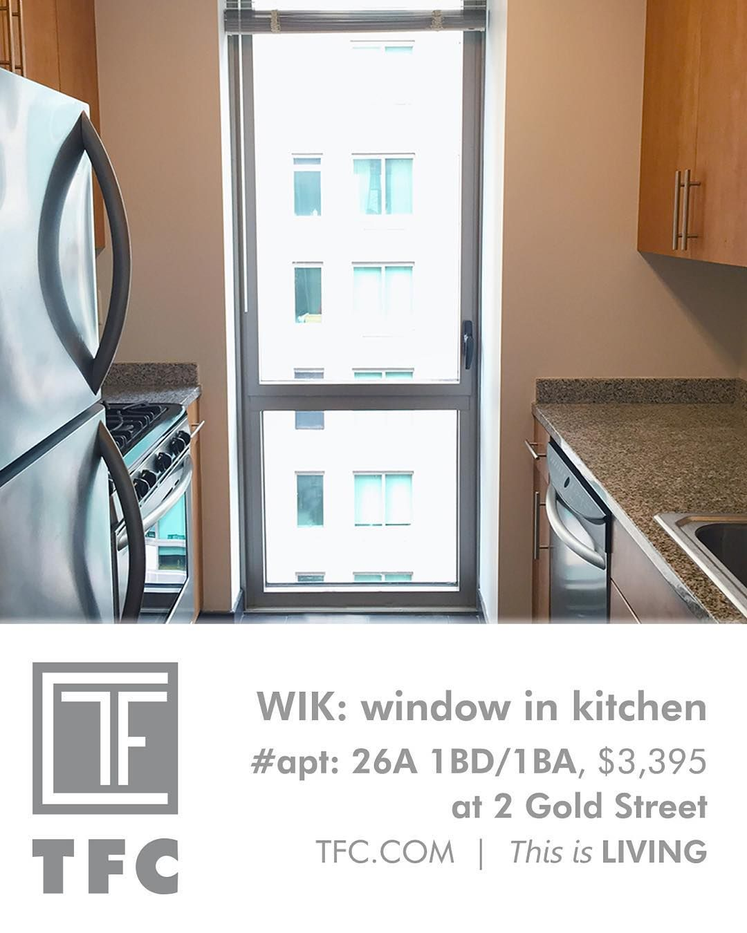Fresh Listings And Views From TFC Apartments: WIK Of Your