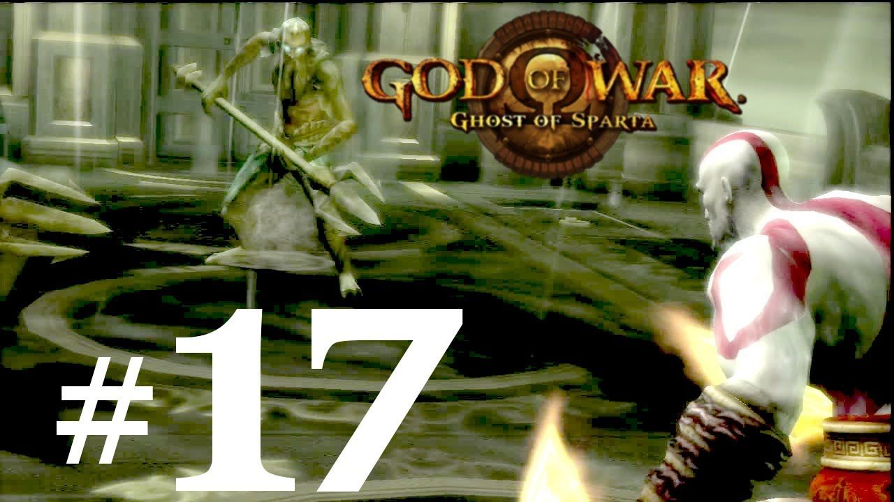 God of War: Ghost of Sparta - Part 15 17 Gonna Help You (+