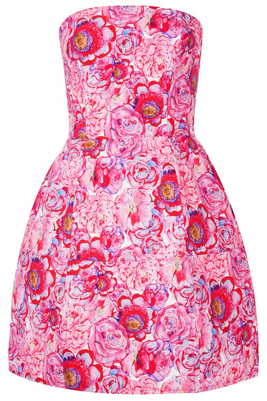 Steal the limelight with this perfectly pink prom dress ...