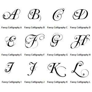 Discover Ideas About Calligraphy Fonts Alphabet