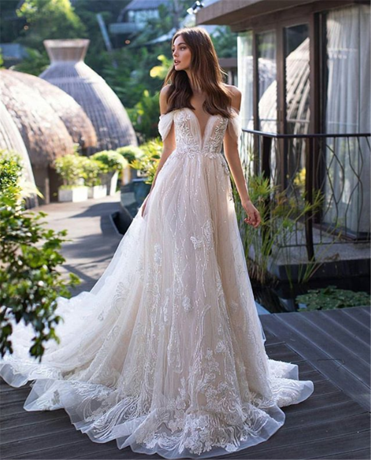 100 Fabulous And Gorgeous Wedding Dresses For Your Fantastic