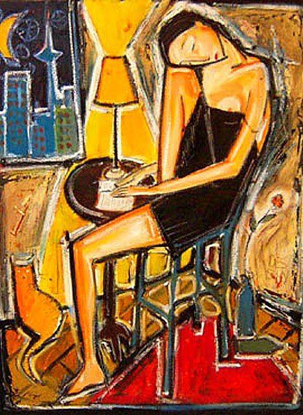Petit lectrice au miroir           In the afternoon   Rainy afternoon   La femme de l'accordéoniste   Lecteurs       Petite ro...