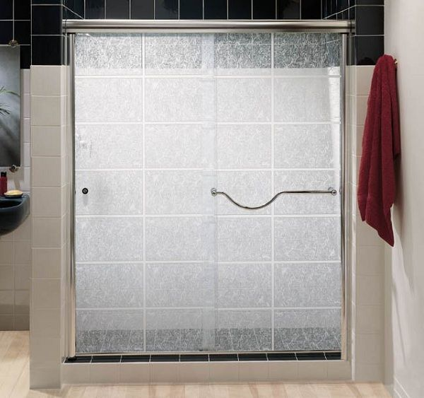Frosted Glass Shower Doors frosted glass shower doors - creditrestore