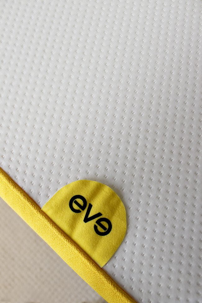 Eve Mattress Review My new favourite thing EVER. (Srsly