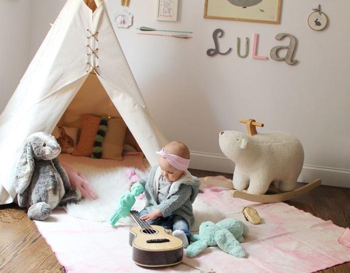 beb en camino te proponemos varias ideas para decorar una habitacin de beb con - Habitaciones De Bebe Originales