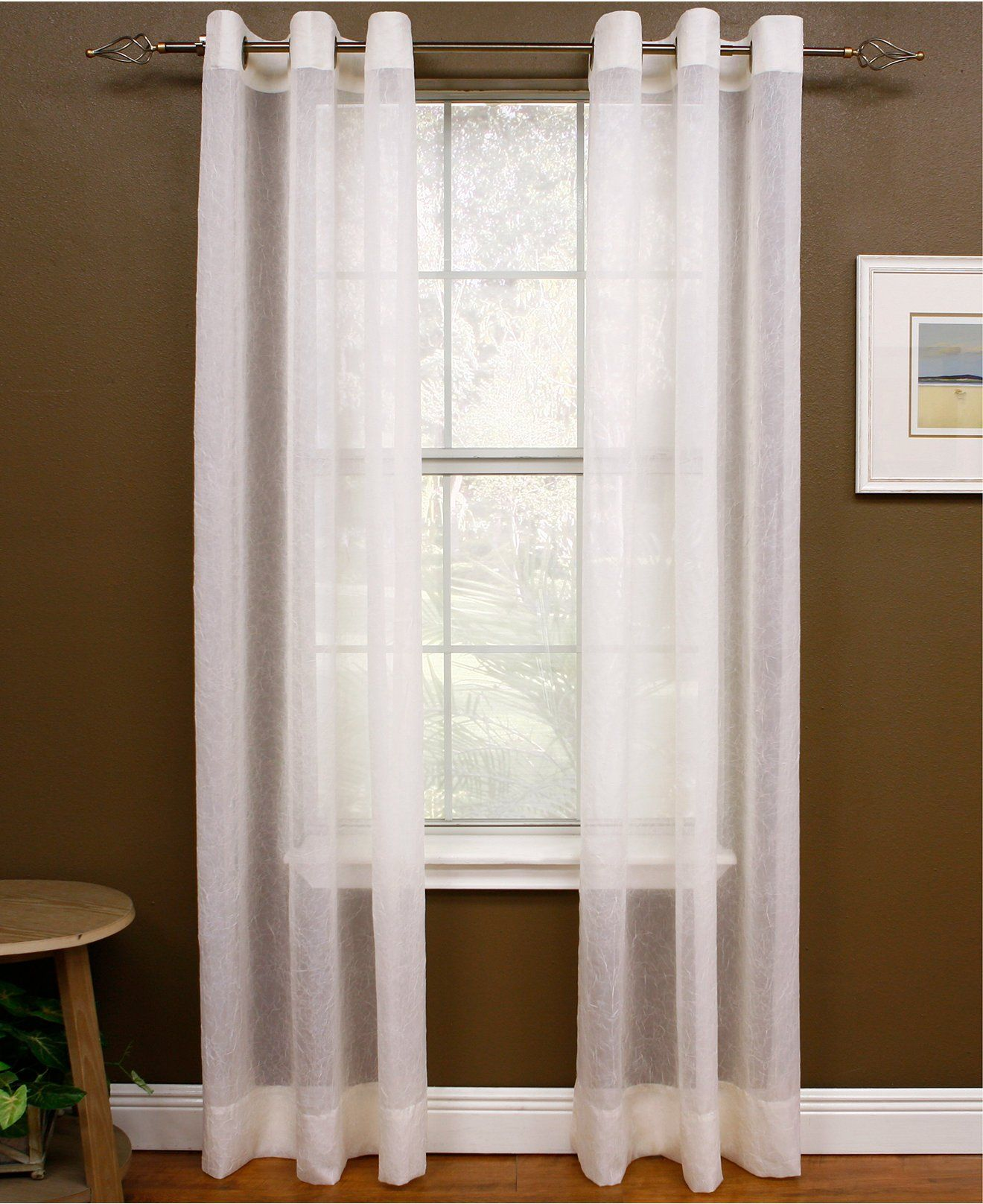 Family Dollar Living Room Curtains Family Room Curtains Grommet