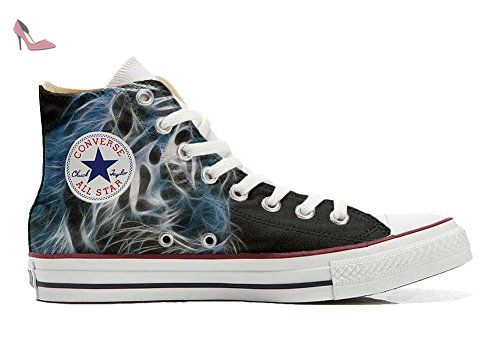 Converse Customized Adulte - chaussures coutume (produit artisanal) Carlino size 44 EU NnRppHemZg