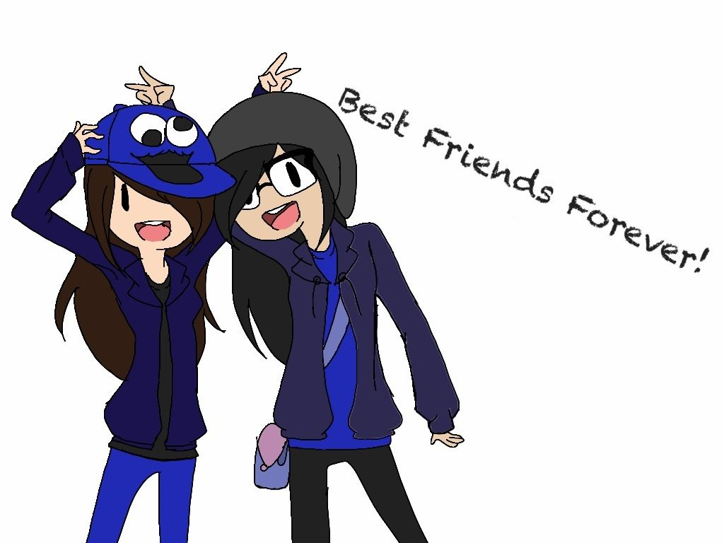 Best Friend Cartoon Characters Related Keywords Amp Suggestions Friends Pinterest
