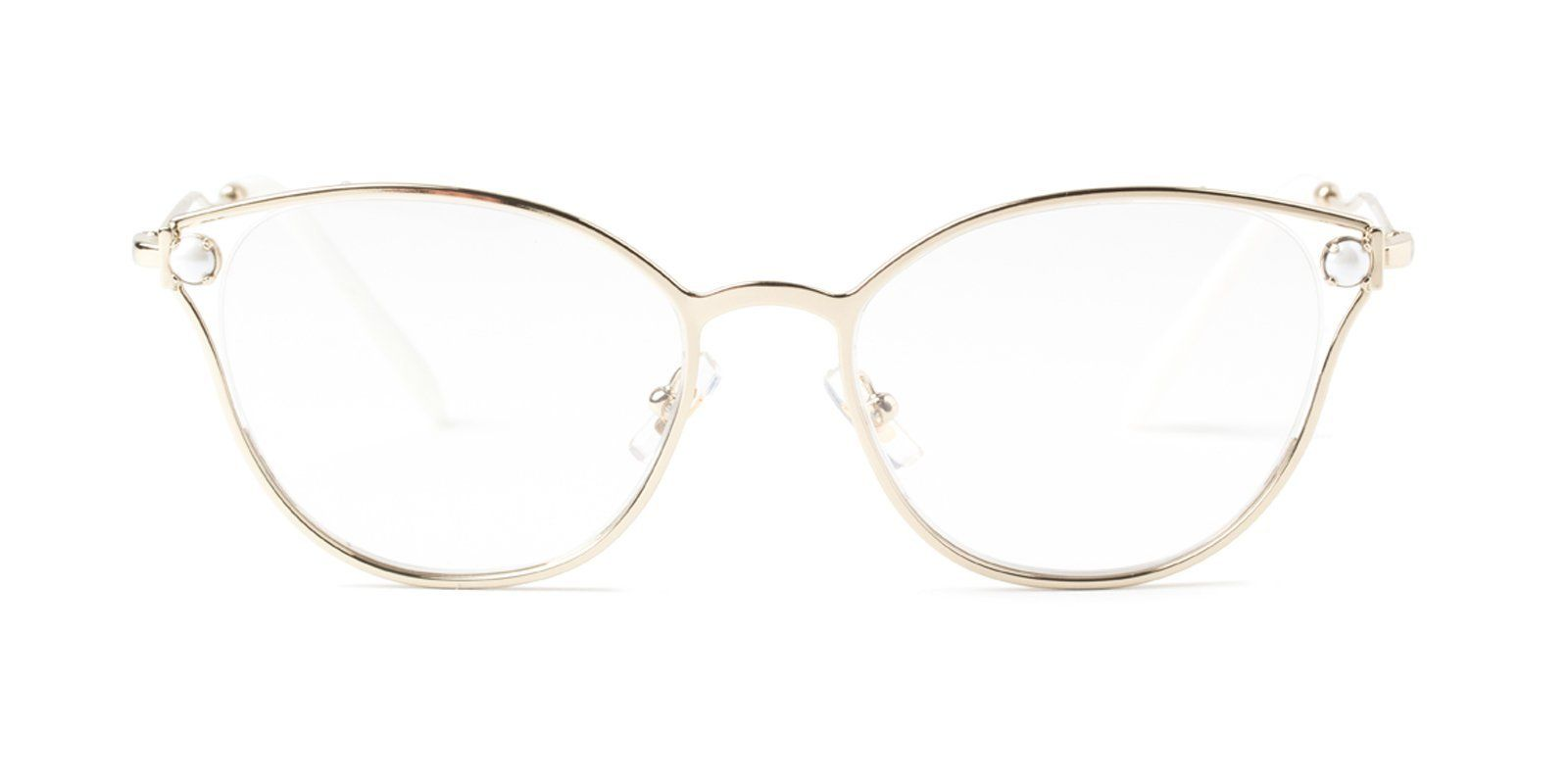 8a1092f6e68 Miu Miu - MU53QV Gold Eyeglasses in 2019