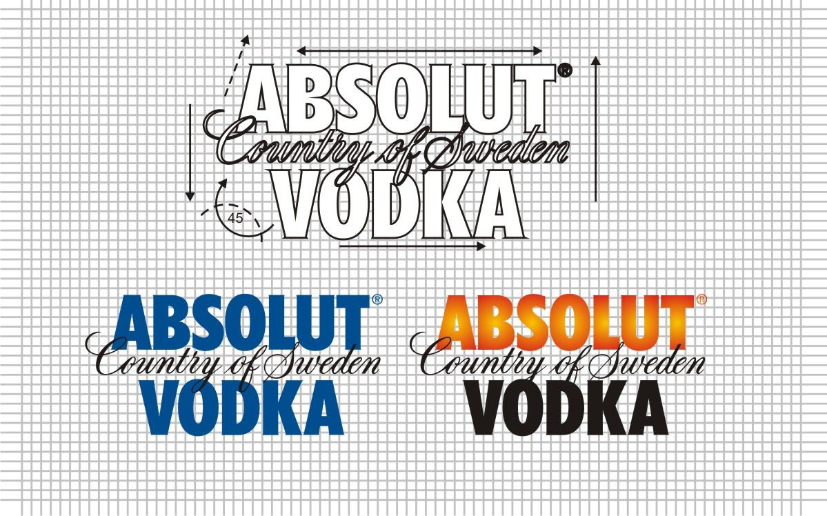 absolut vodka logo vectors cdr eps and svg aaa pinterest vodka