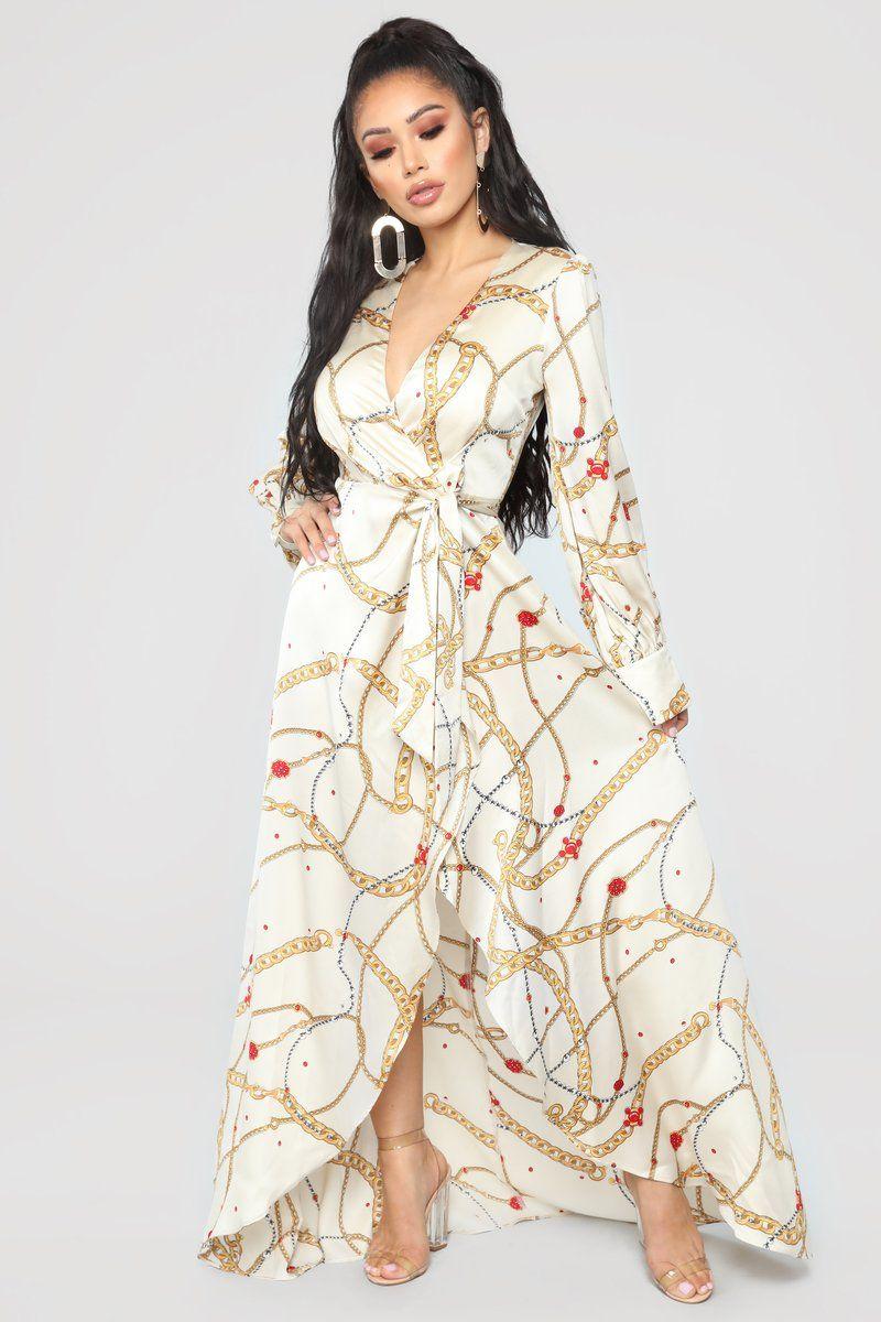 Don T Chain Me Down Dress Cream Dresses Trendy Plus Size Dresses Fashion Clothes Women [ 1200 x 800 Pixel ]