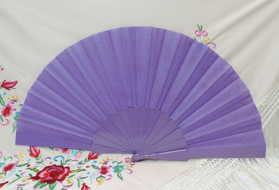 Pericon Large Flamenco Fan F-007