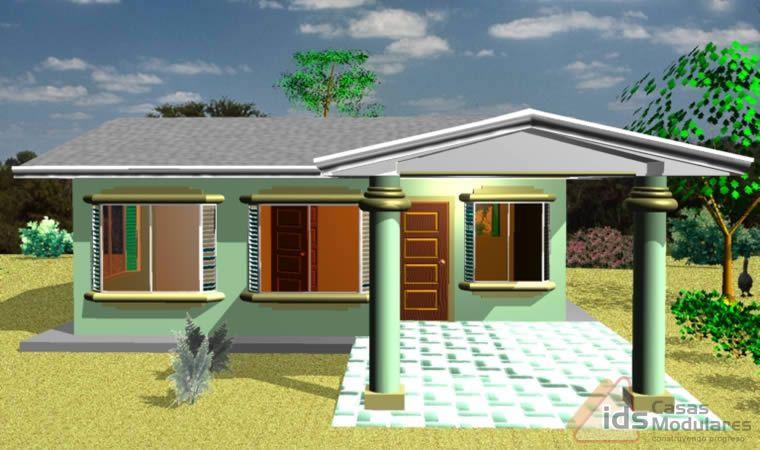 Ids casas modulares p rez zeled n costa rica cat logo de casas planos y modelos Catalogo de fachadas de casas