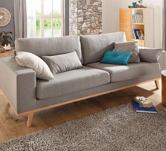 Couch »Torino« im skandinavischen Stil sofas Pinterest - skandinavisch wohnen wohnzimmer