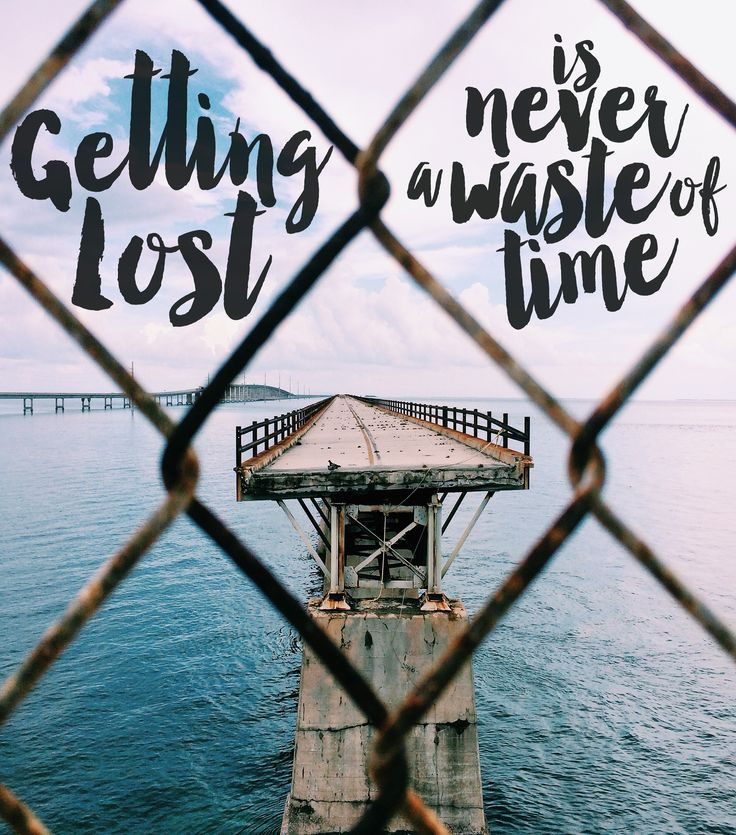 Getting Lost is Never a Waste of Time // Travel Quote Phone Cases /seattlestravels/ http://seattlestravels.com/travel-quote-phone-cases/
