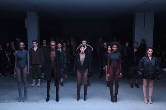 3e258e43413f4 adidas Originals x Kanye West Yeezy Season 1 Video (see blog for the video)   NYFW  YEEZYBOOST