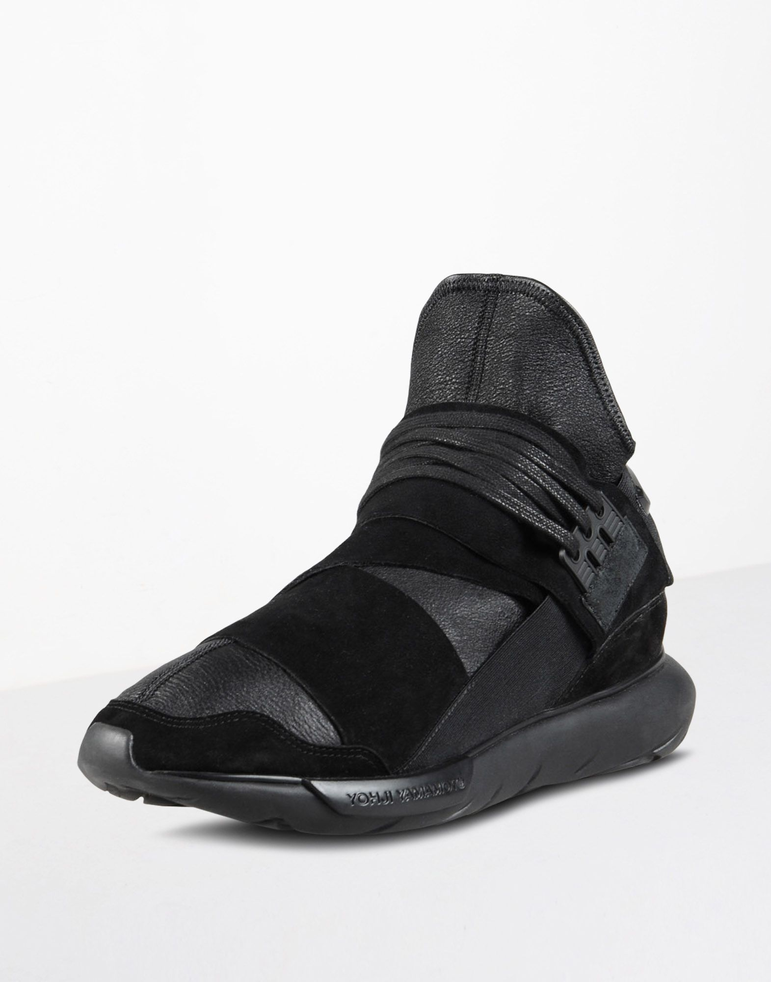 c74242ee11157 Y-3 QASA HIGH SHOES man Y-3 adidas
