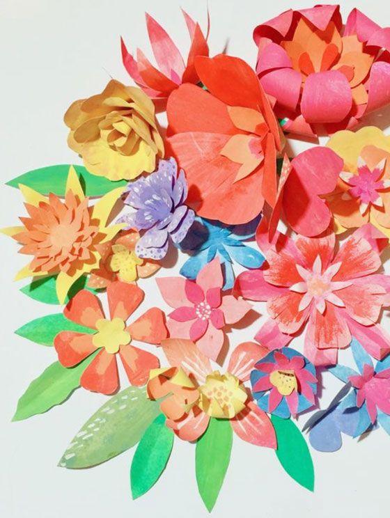 Wear this paper flower crown for Cinco de Mayo! | Cinco de Mayo, De ...
