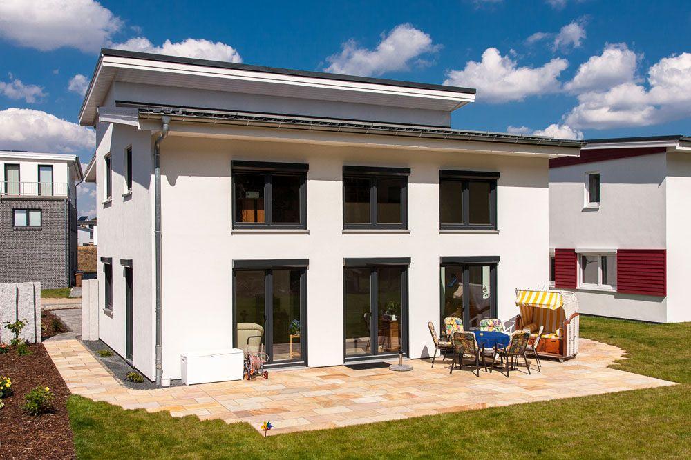 Architektenhaus Von Contract Vario Mit Viel Lichtblick Und Platz