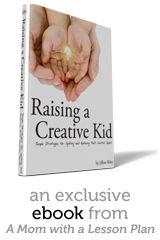 Raising a Creative Kid.