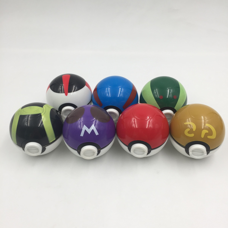 Jogo Pokemon E Pokeball Pikachu Herb Grinder 3 Camadas Tabaco
