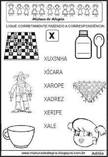 Atividades De Alfabetizacao Atividades De Alfabetizacao