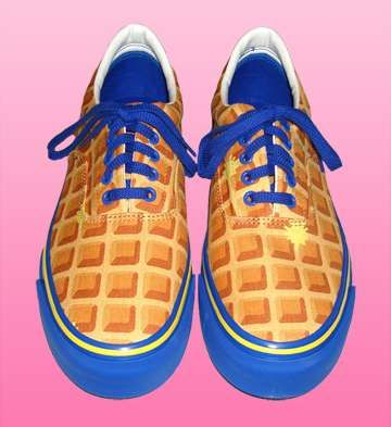 a618bd1b55 Waffle Cone Ice Cream Sneakers  Pharrell  Fashion