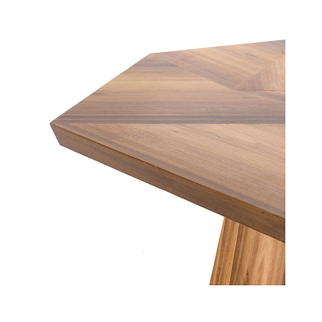Bronx Blonde Yukas Geometric Dining Table Crate And Barrel Dining Table Crate And Barrel Crates [ 1050 x 1050 Pixel ]