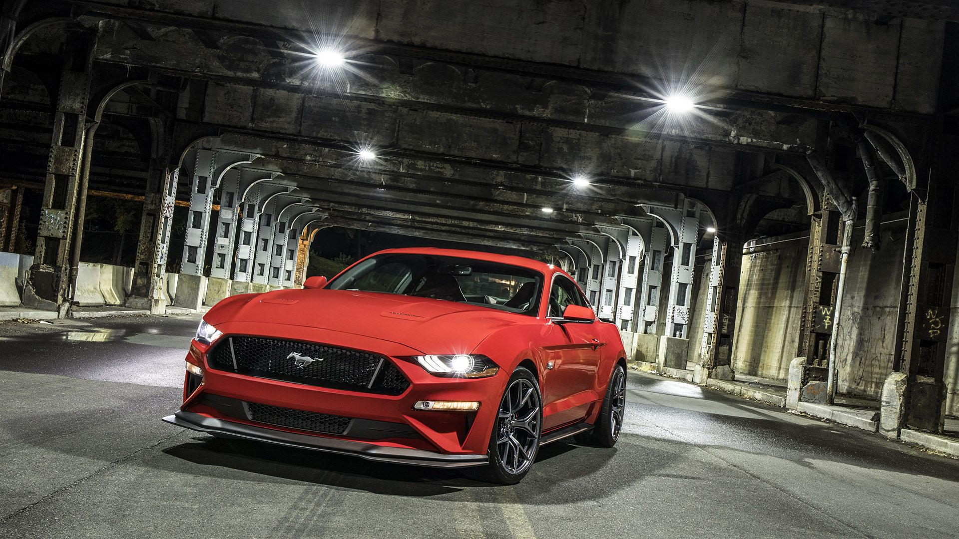 2018 Ford Mustang Gt Performance Pack Level 2 Ford Mustang Gt