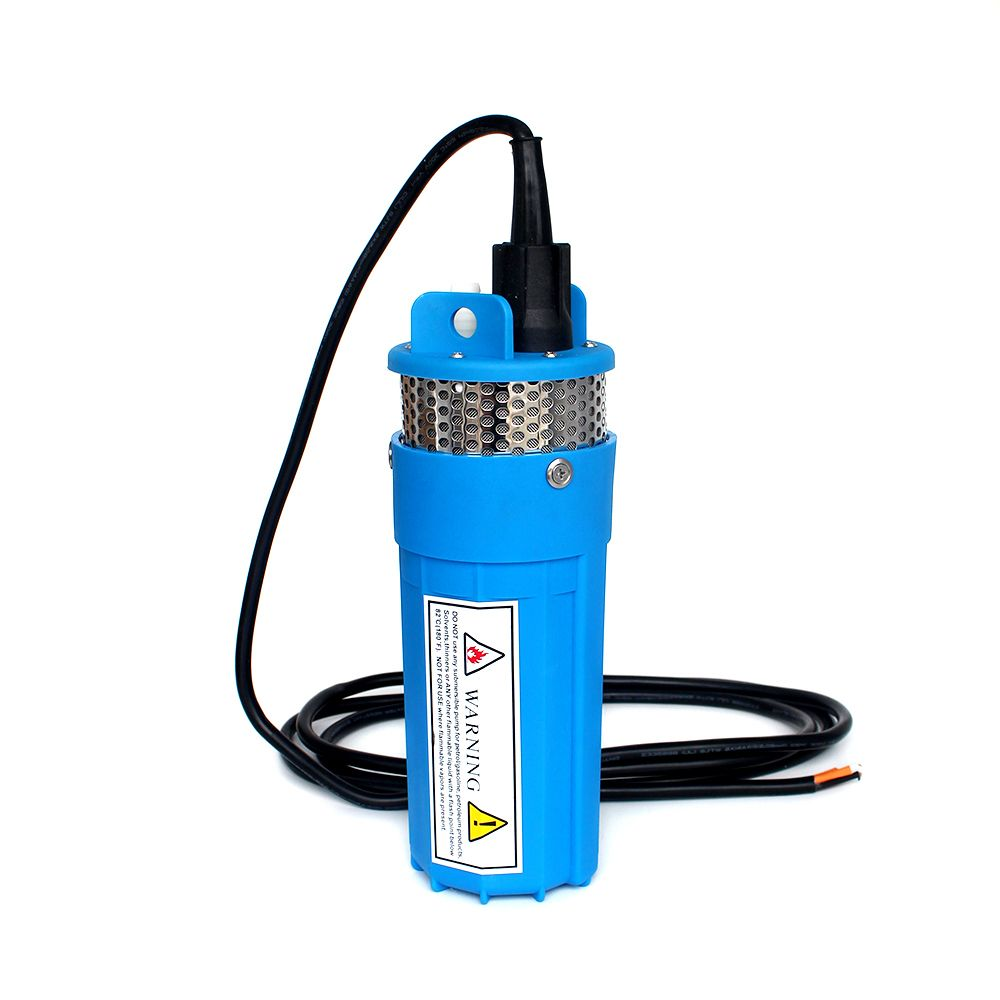 Dc 12v 360lph 70m Lift Small Submersible Solar Energy Water Pump Outdoor Garden Deep Well Car Wash Bilge Cl Submersible Pump Deep Well Pump Electric Water Pump