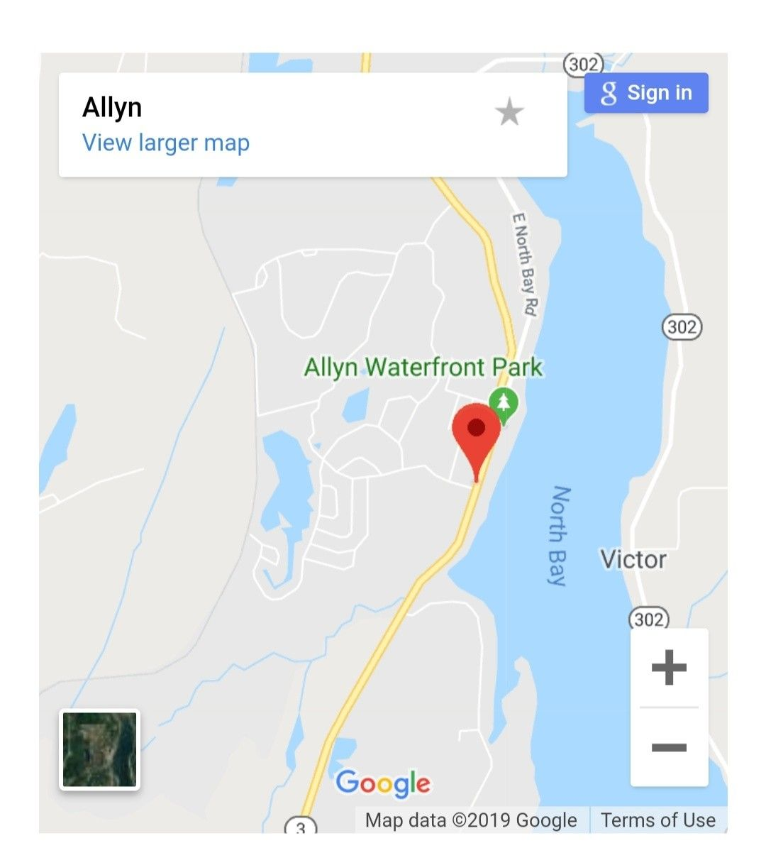 Maps of allyn the city of Washington USA. Get the mapquest ...
