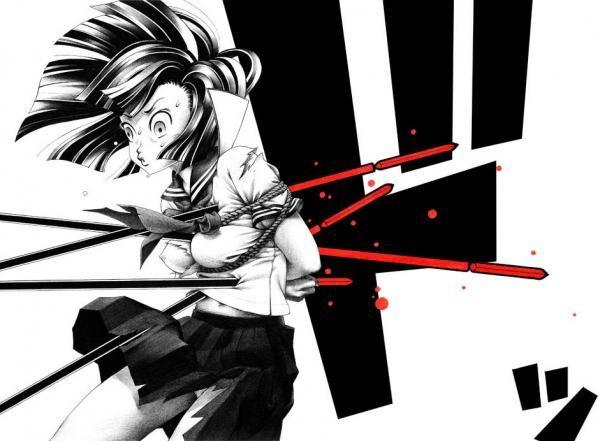 Illustrations by SHOHEI Otomo