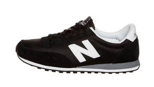 New Balance WL410 VIC black Schuhe//Sneaker