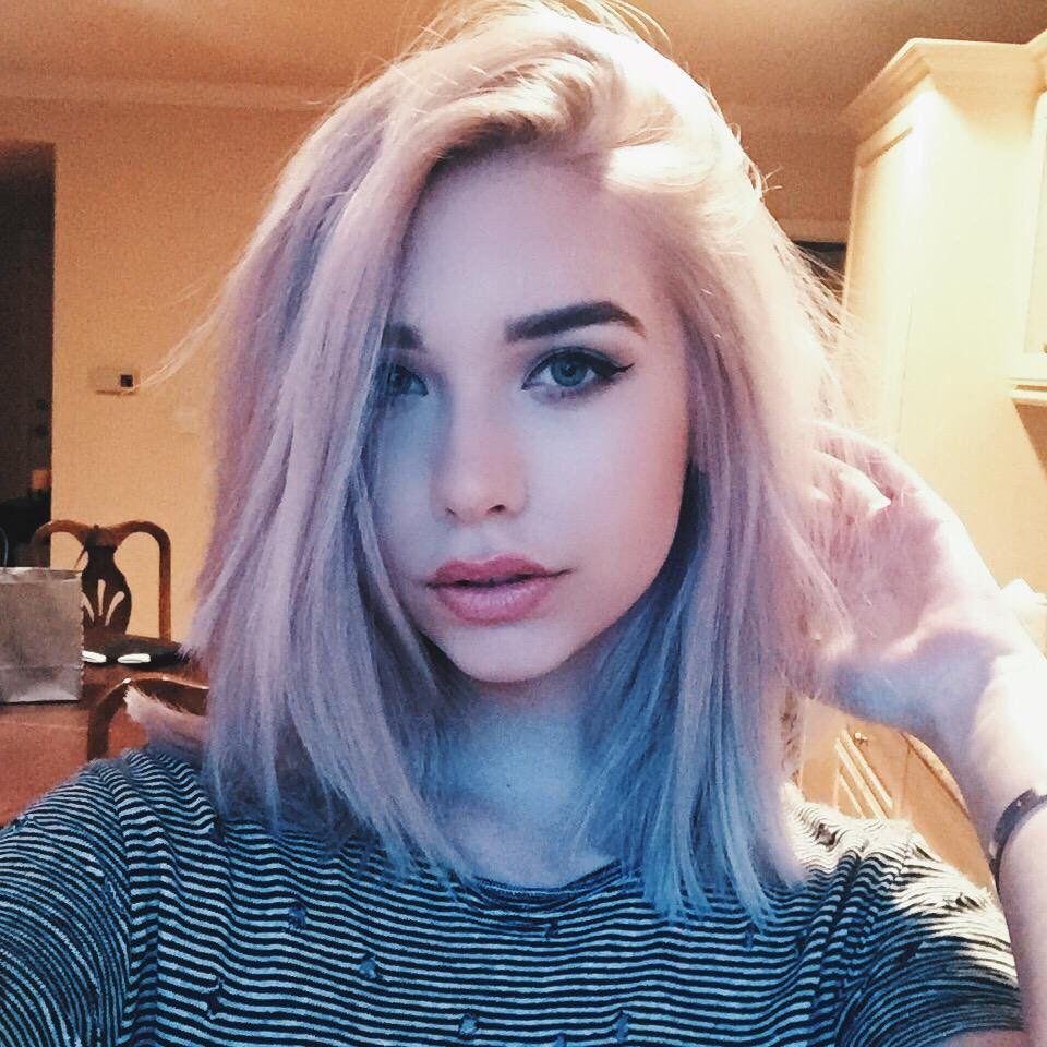 Attractive Amanda Steele Haircut